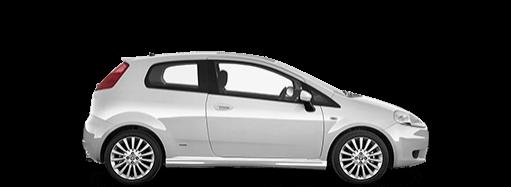 Fiat Punto Easy or similar
