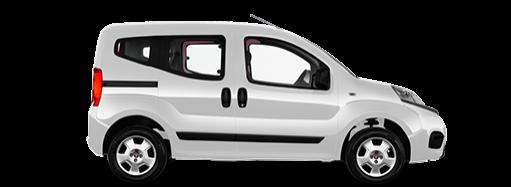 Fiat Qubo Monospace ou similaire