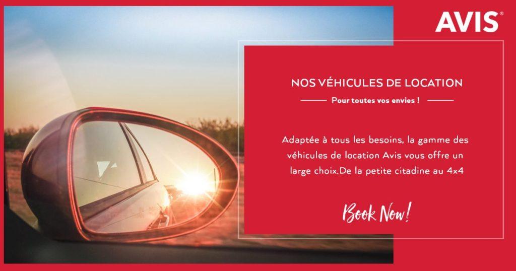 location voiture tunis